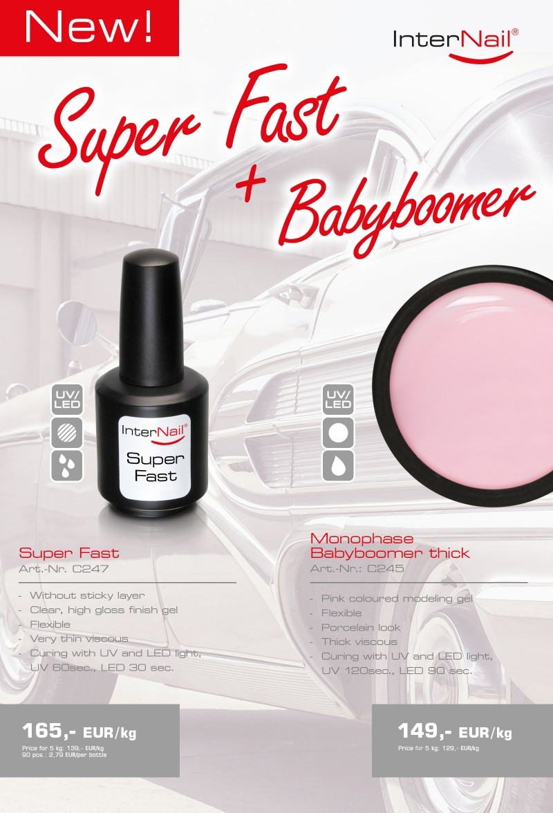 Newsletter Superfas & Babyboomer